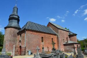 Eglise Saint-Martin de Cuiry-lès-Iviers