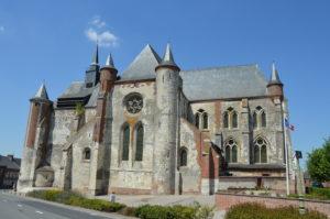 Église Saint-Martin de Montcornet