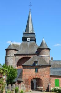 Église Saint-Médard de Parfondeval