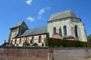 Église Saint-Martin de Vigneux-Hocquet