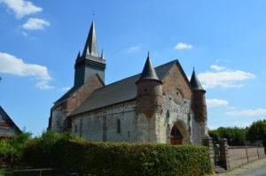 Église Saint-Nicolas de Morgny en Thiérache