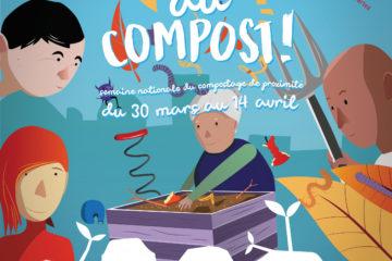 affiche distrib compost