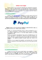 Utiliser Paypal
